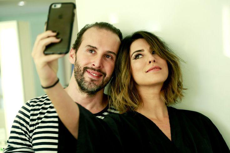 O cabelo novo e fofo da Fernanda Paes Leme