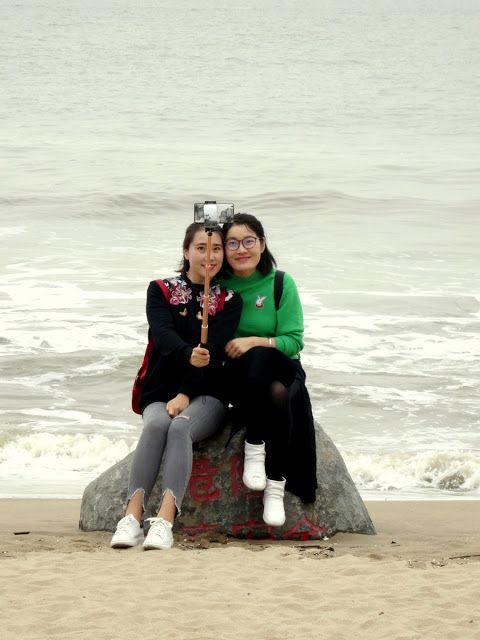 Baicheng Beach Stroll in Xiamen, China | Travel and Lifestyle Diaries Blog