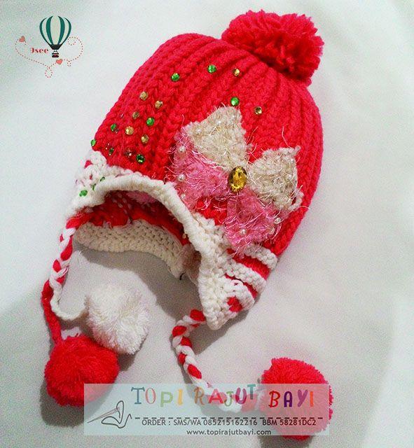 Topi Rajut Anak-11 Merupakan topi anak yang dibuat dengan desain menarik menggunakan mesin dan bahan-bahan pilihan sehingga kualitas bagus dan harga terjangkau. Order? BBM 58281DC2  | 085215162216 www.topirajutbayi.com