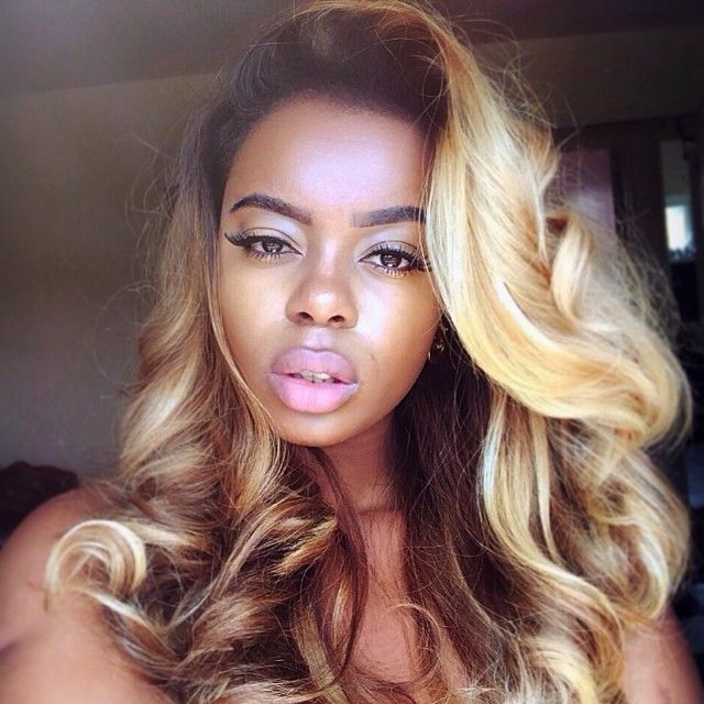 Even More Hair Color Combinations On Black Women That Will Blow Your Mind 20