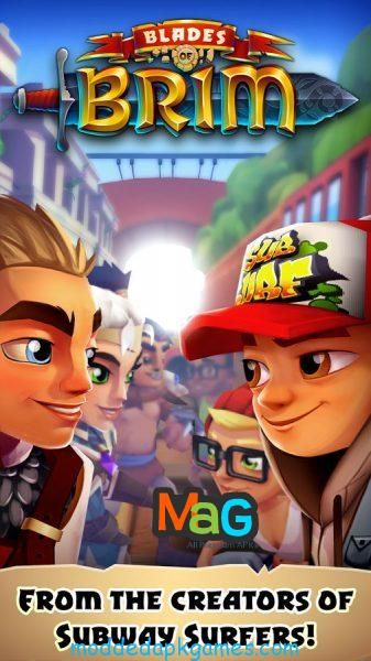 Blades Of Brim Mod Apk 2.7.1 Unlimited Coins Hack Android Download