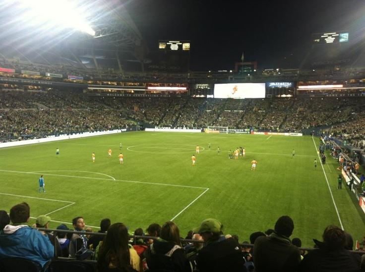 @Century Link Field | Seattle Sounders