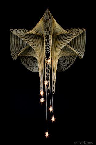 Crazyness Decor \\ Suspension Lighting Ideas - decor inspirations // Unique and iconic lamps http://www.delightfull.eu/