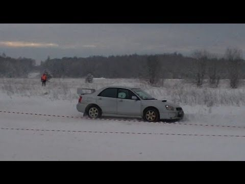 2013 subaru impreza snow performance