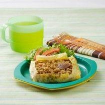 NASI GORENG BUNGKUS TELUR http://www.sajiansedap.com/mobile/detail/5579/nasi-goreng-bungkus-telur