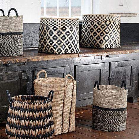 Pretty baskets
