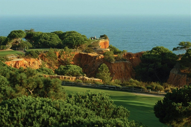 Pine Cliffs Golf & Country Club, Albufeira, Portugal