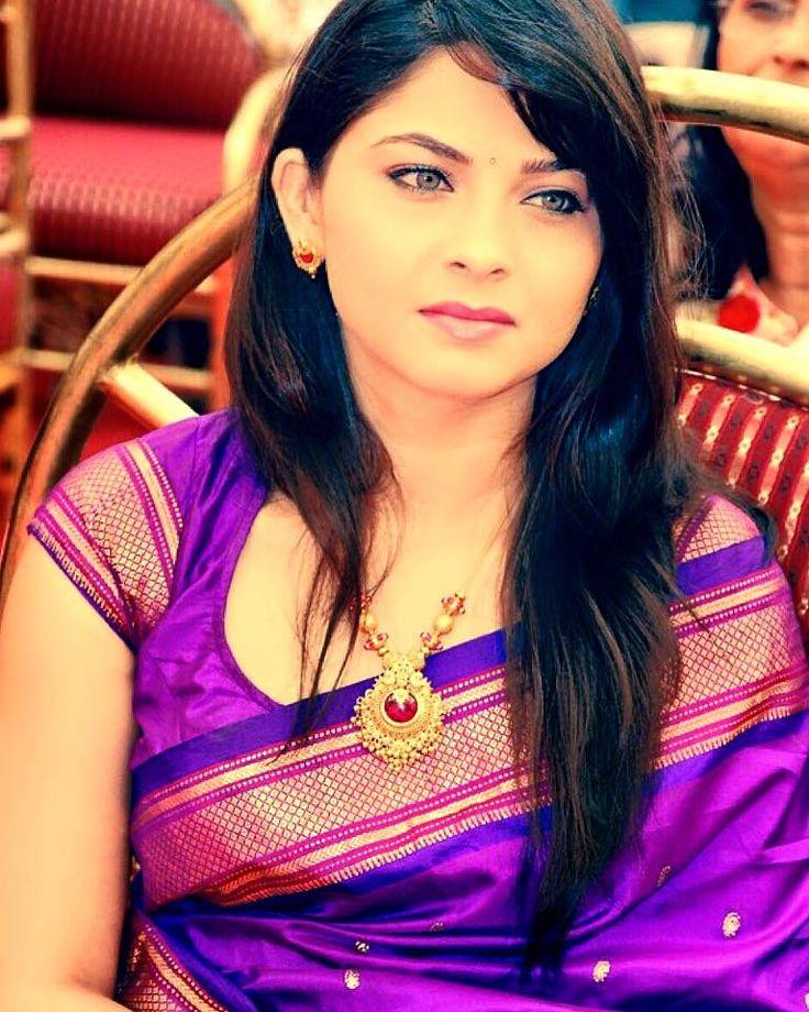 Paithani.. Sonalee Kulkarni