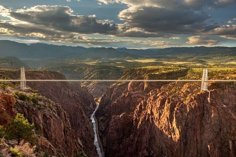 The Ultimate Day Trip - Royal Gorge Bridge & Park   303 Magazine   Colorado Outdoors   Hiking in Colorado   Colorado Parks   Things to do in Denver   The Royal Gorge   Canon Coity   Guide to Colorado