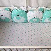 Магазин мастера Швейные радости (Дарья): для новорожденных, детская, аксессуары для колясок, ванная комната, текстиль, ковры