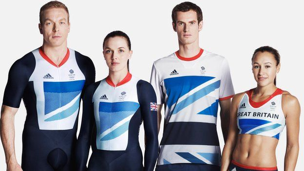 Sir Chris Hoy, Victoria Pendleton, Andy Murray and Jess Ennis!!! gb heoes