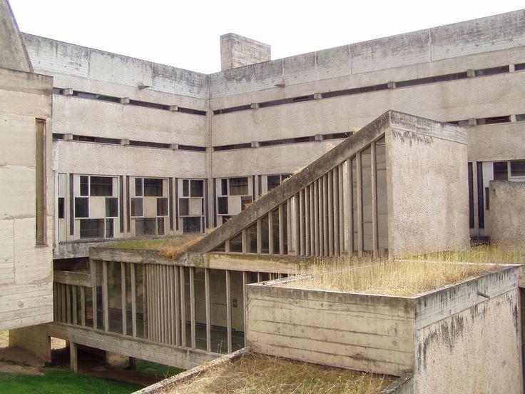 La tourette arquitectura pinterest le corbusier - Arquitectura lyon ...