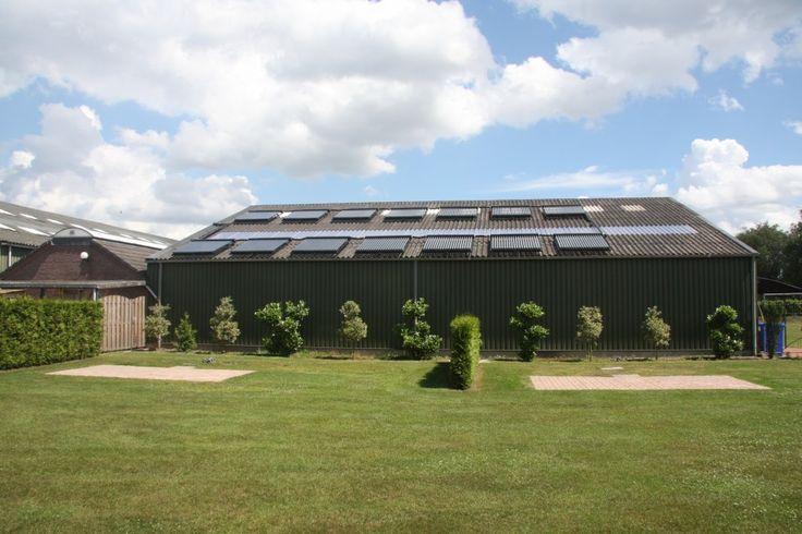 De panelen kunnen voor zowel particulier als zakelijke doeleinden worden gebruikt. Ideaal om het gasverbruik te verlagen en kosten te besparen # Eco2all