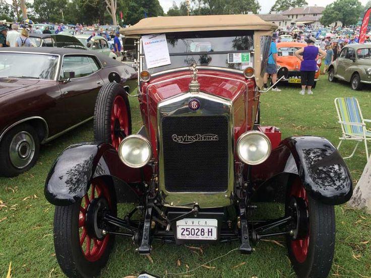 10 Parramatta CARnivale, showcasing vintage motors
