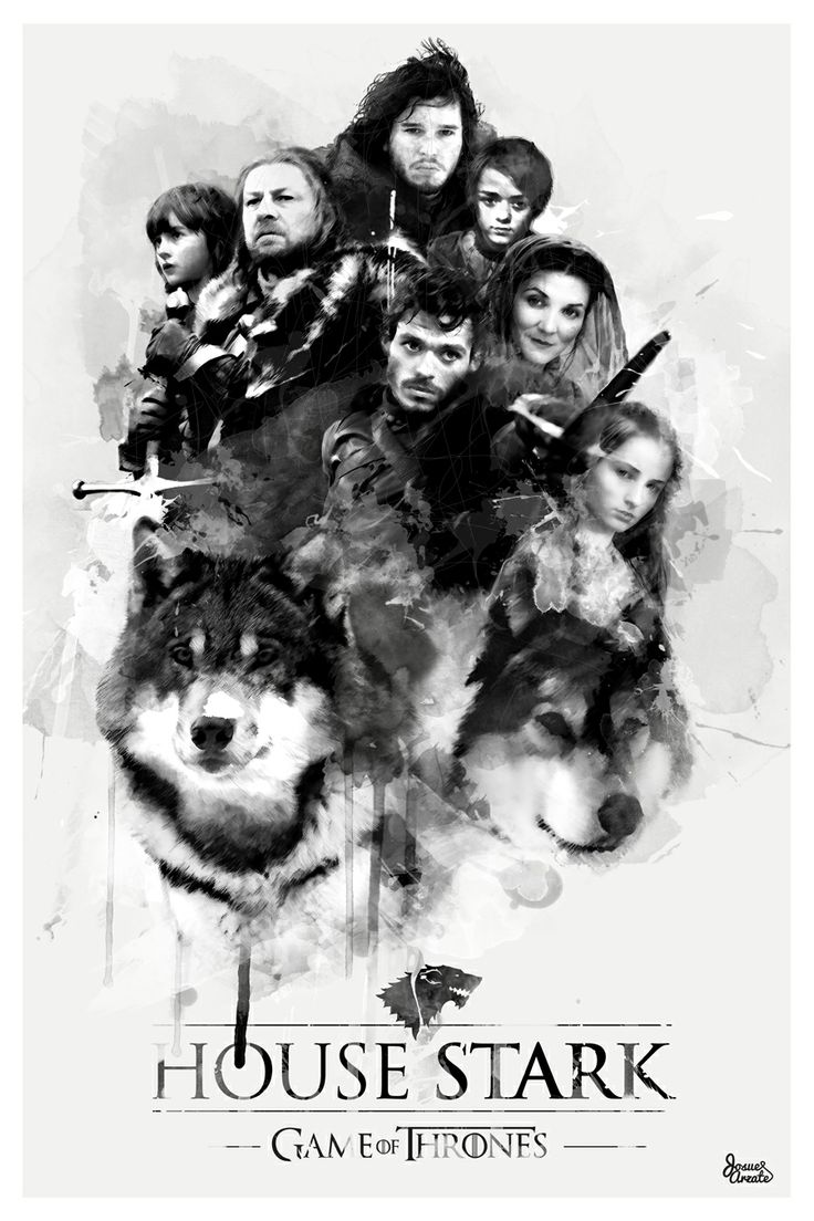 house stark by josue arzate