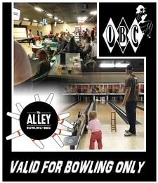 Valid For Bowling Only Orleans Bowling Center Is Offering One Hour Of Candlepin Bowling For Half Price Candlepin Bowling Bowling Center Bowling