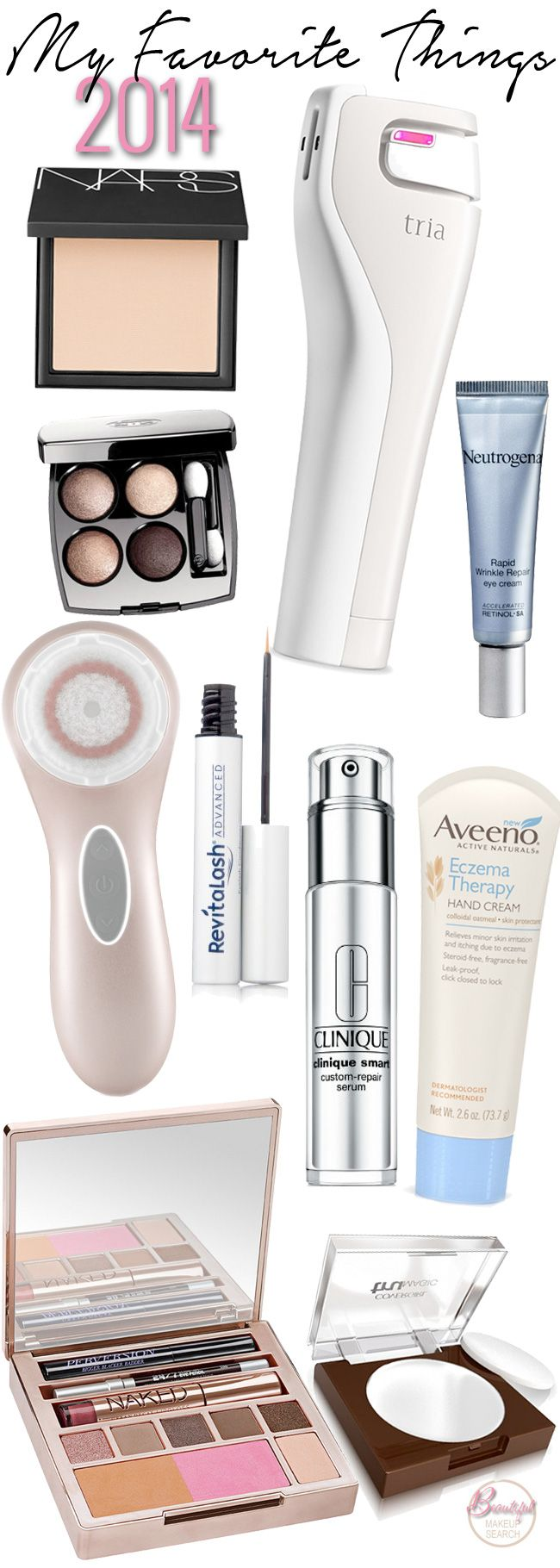 As the year comes to a close, I like to think back to the new beauty products that launched over t...