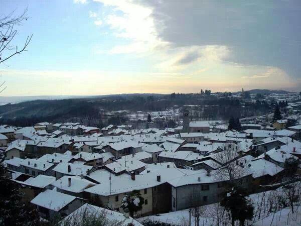 #Invorio innevata ( #Novara #Piedmont #Italy ) #snow