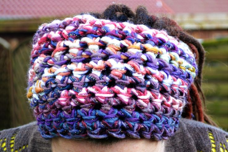 +Dreadtube+Haarband+Stirnband+MärzErwachen+von+wollkaethe+auf+DaWanda.com