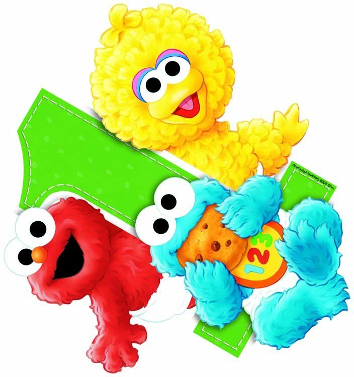 Sesame Street babies | Baby Sesame Street Characters Baby Sesame Street Clip Art