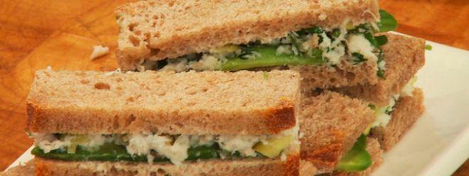 ... et à l'avocat de Janella | sandwiches | Pinterest | Sandwiches