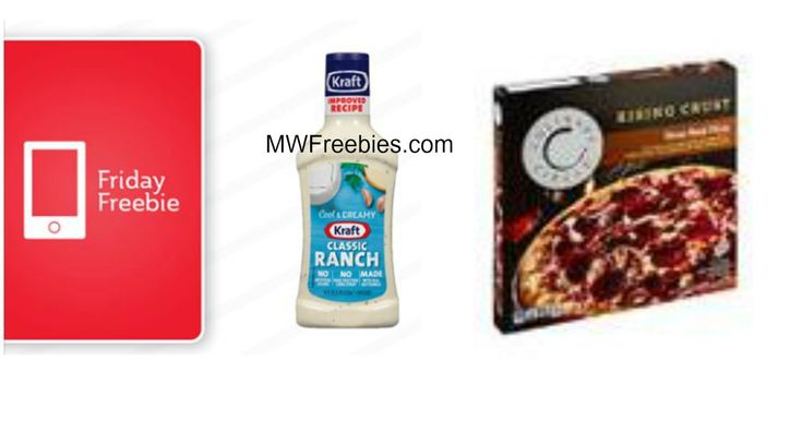 FREE Kraft Classic Ranch Dressing Or Culinary Circle Pizza @ Cub Foods & Affiliates! -   FREE Kraft Classic Ranch Dressing @ Cub Foods, Hornbachers & Shop N Save. Free Culinary Circle Pizza @ Shoppers Food Store & Farm Fresh Supermarkets. To get your coupon for Cub click here If you have a Cub Foods, Hornbachers, Shop N Save, Farm Fresh Supermarket or Shoppers Food ... - http://www.mwfreebies.com/2017/10/27/free-kraft-classic-ranch-dressing-or-culinary-circle-
