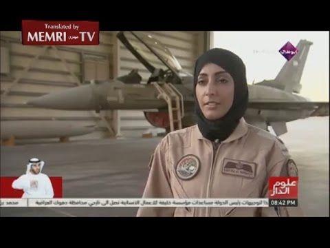 Eine Frau ist der Albtraum jedes IS-Terroristen | JNS - ISRASWISS