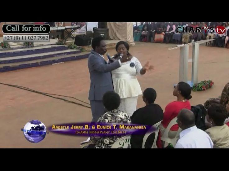 Charis Missionary Church ll 16 August 2015