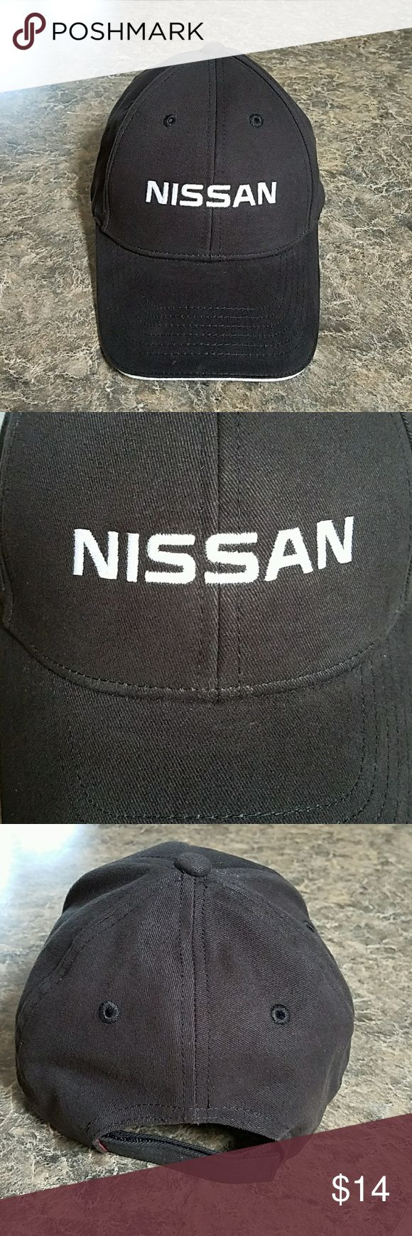 Authentic nissan cap straight from the dealership