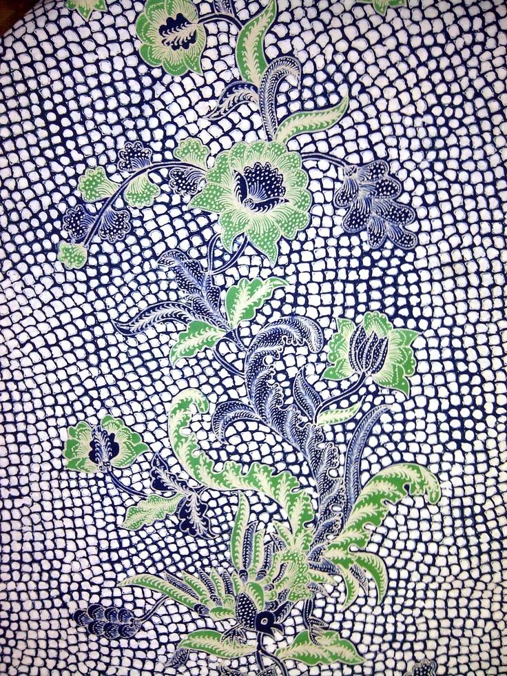 Gorgeous Pattern of Javanese Batik