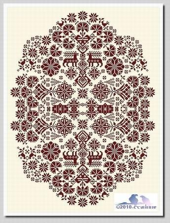 Monochrome: Marvel Redwork, Crosses Stitches Patterns, Design Work Crosses Stitches, Monochrome Crosses Stitches, Free Crosses Stitches Patter, Free Patterns, Free Crosses Stitches Sampler, Crosses Stitches Freebies, Red Work