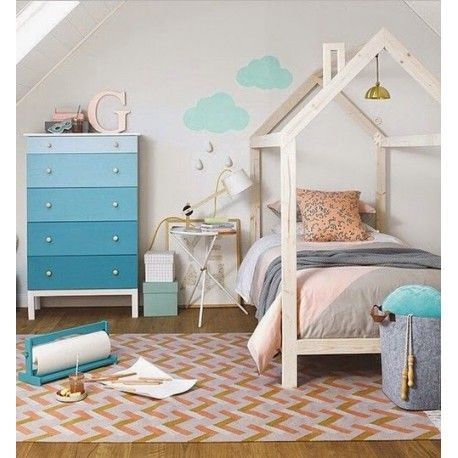 Игровой домик-кровать