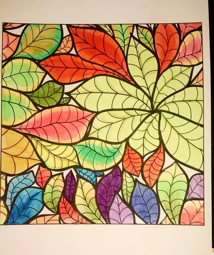 #arttherapy #coloring #coloringforadults #colouring #relaxing #therapy #art