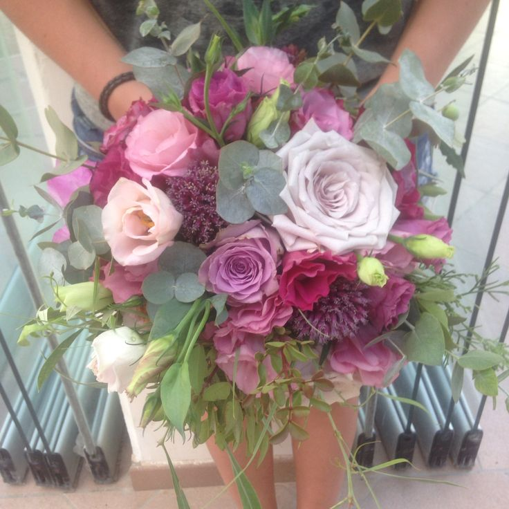 Bride's bouquet or ...