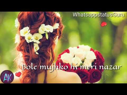 Saajana female version song for WhatsApp status video - YouTube