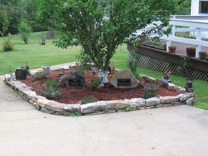Garden Ideas Around Trees fabulous ideas for landscaping with rocks Landscaping Around Trees Google Search