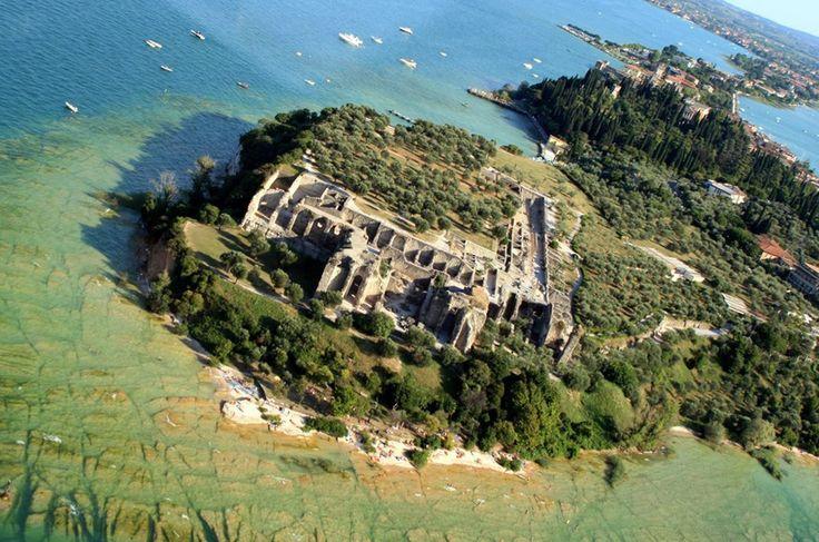 Sirmione, le Grotte di Catullo