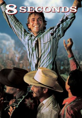 8 Seconds (1994) Determined young Oklahoman Lane Frost (Luke Perry) learns to ride bulls in an attempt to win his emotionally detached father's respect. As Lane moves up the tough rodeo circuit, he meets a spirited rider named Kellie (Cynthia Geary) and, after a fiery courtship, the two get hitched. Lane's devotion to the rodeo and to his fans threatens their marriage, but his efforts pay off when he captures the 1987 world title. Based on a true story.
