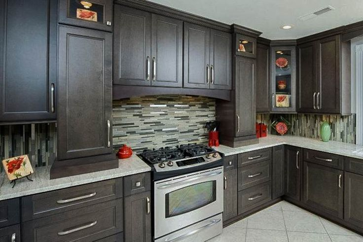 Images Of Kitchens With Grey Cabinets