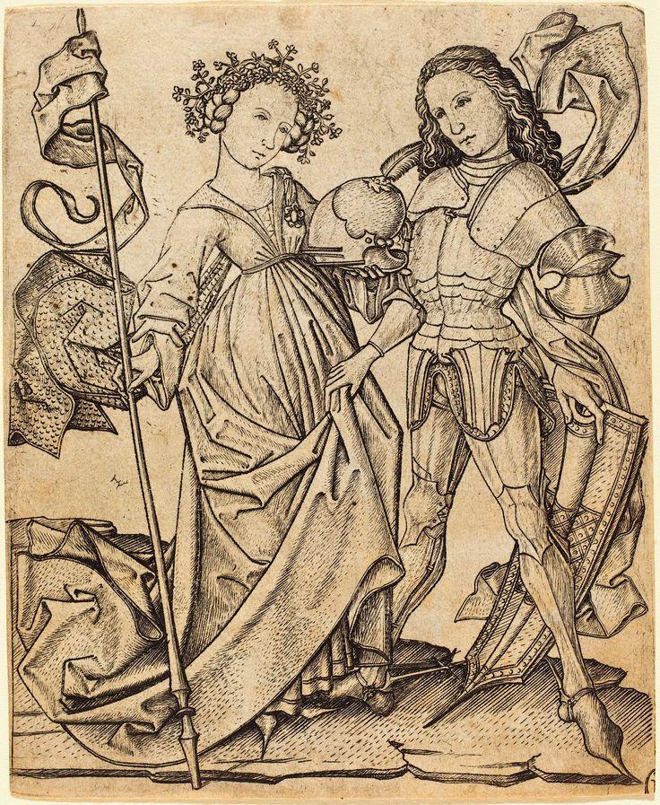 Средневековые сюжеты в картинках