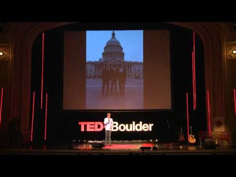 Recreation and the Future of the Conservation Movement: Brady Robinson at TEDxBoulder - YouTube