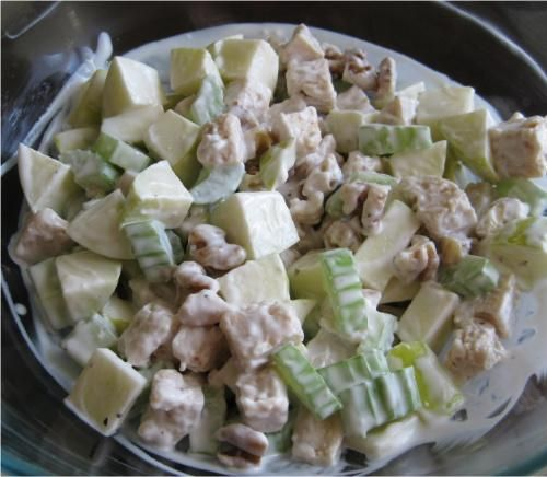 Chicken Waldorf Salad | Recipe | Salads, Chicken and Salad Recipes