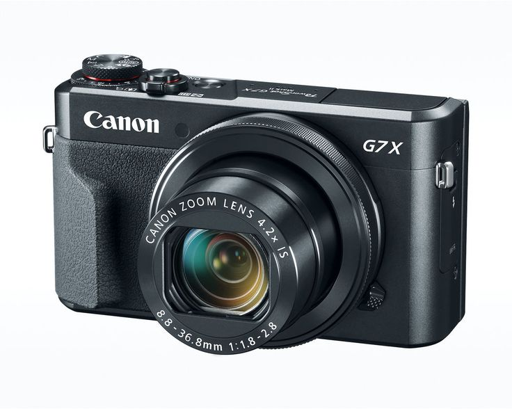 New Gear: Canon PowerShot G7X Mark II Advanced Compact Camera | Popular Photography