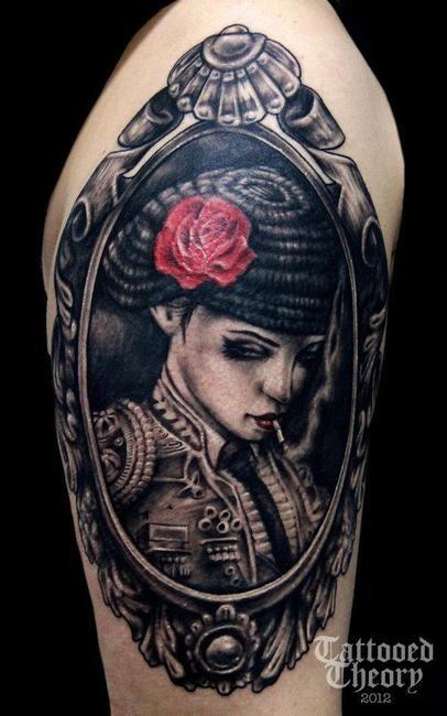Tattoo of The Day   #InkedMag #tattoo #tattoos #tattooed #art