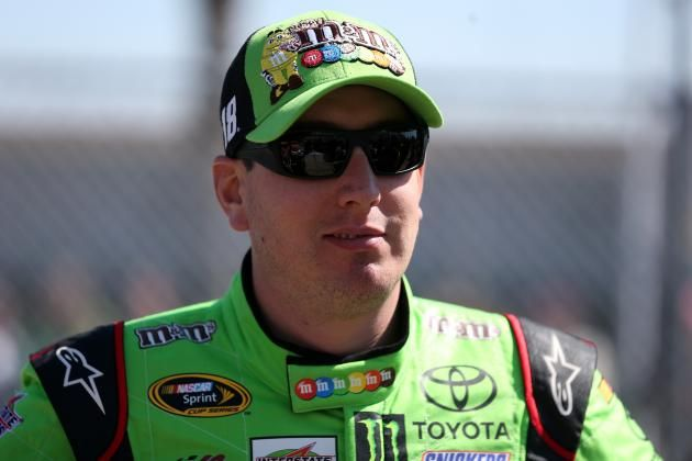Kyle Busch Eligible to Win NASCAR Sprint Cup Championship Despite Injury Absence