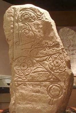 Romancing the stones: Pictish carvings,