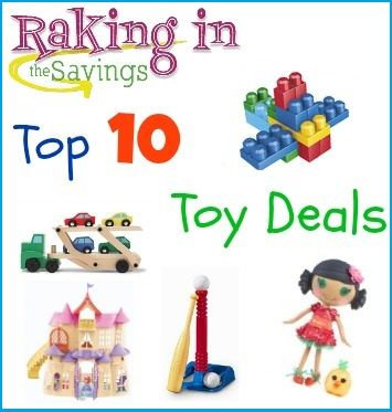Top Ten Toy Deals For 2/27! Stock Your Gift Closet For Less! - http://www.rakinginthesavings.com/top-ten-toy-deals-for-227-stock-your-gift-closet-for-less/