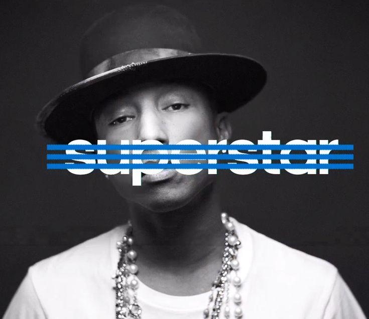 WATCH Adidas' new 'Superstar' campaign featuring Pharrell Williams, David Becham, Rita Ora and Damian Lillard.