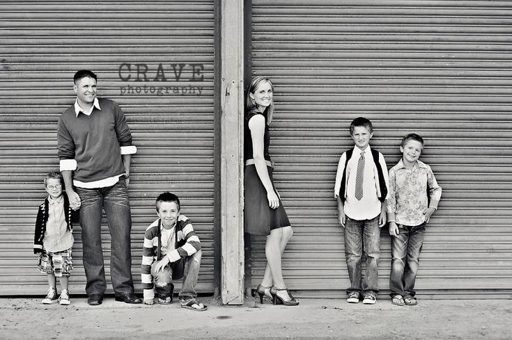 Great family shot