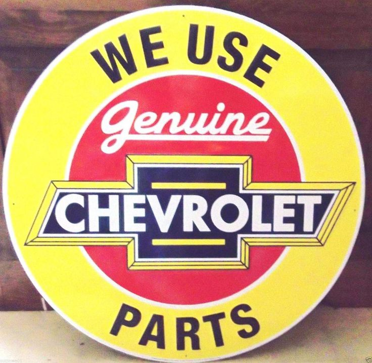 """24"""" In Embossed Chevrolet Parts Sign,Advertising,Chevrolet,Parts,Sign,Automobila #Chevrolet"""